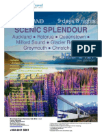 NZ - Scenic Splendour