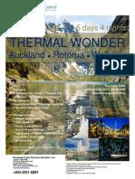 NZ - Thermal Wonder