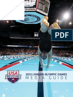 2012 US Olympic Swim Team Guide
