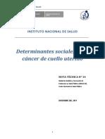 14.Determinantes sociales para cáncer de cuello uterino.pdf