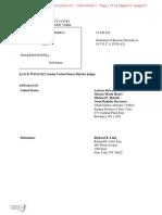 United States v, Powell, 15-CR-382