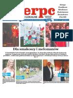Ekstra Sierpc wiadomości lokalne. Wydanie z 22 sierpnia 2017