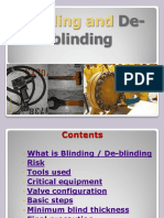 Blinding and Deblinding Rev1