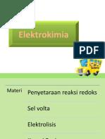 Bab 7 - Elektrokimia
