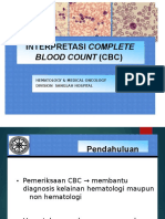 Interpretasi Cbc