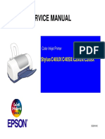 Stylus C20 C40 Service Manual