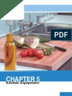 5 Kitchen Equipment