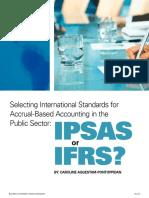 Ipsas vs Ifrs