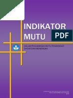 Indikator Mutu Final-ed