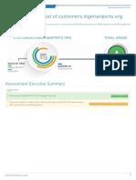 Portal Security Report