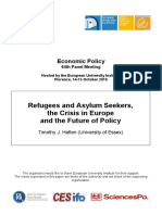 Refugees and Asylum Seekers Policy