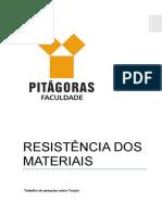 Faculdade Pitágoras - Trabalho-resistência