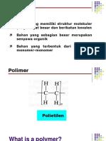 Session 01 - Polimer