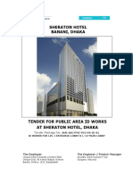 Pa_id Tender Document for l1 Entrance Lobby & l12 Main Lobby