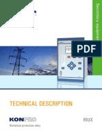 Riux Technical Description
