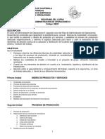 PROGRAMA DE ADMON DE OPERACIONES 2