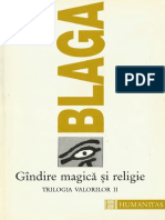 Lucian Blaga. Trilogia valorilor.pdf