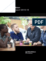 WhiteRibbonAnnualReport2015 16 HR V2 PROOF V2