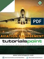 Aviation Management Tutorial