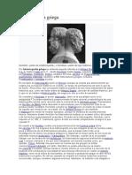 Historiografía griega