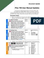 User Manual POWERFLEX