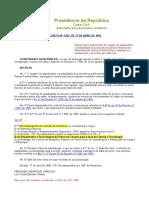 Decreto 1.867 de 17 ABR 1996