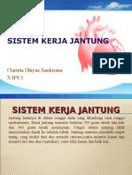Sistem Kerja Jantung 2007