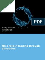 4a. Deloitte High Impact HR Operating Model.pptx