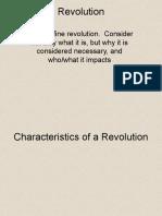 Revolutionary Period