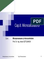 Cap.08. Microcalculatorul