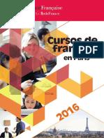 Brochure Cours 2016 Afpif Esp