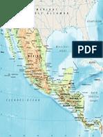 34.Mexikó És Közép-Amerika