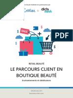 ETUDE Dictanova Critizr Retail Beaute