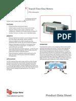 Dynasonics-TFXL-Datasheet