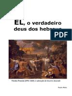 El Deus Dos Hebreus