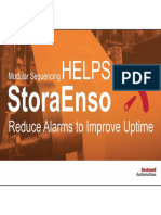 Rockwell Automation TechED 2017 - AP20 - Modular Sequencing Helps StoraEnso