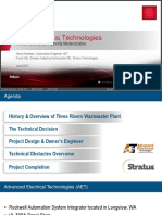 Rockwell Autoamtion TechED 2017 - AP24 - Stratus Technologies Three Rivers Water Authority Modernization.pdf
