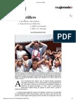 La Jornada. Astillero 21-08-2017.