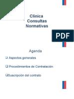 Clinica de Consultas Normativas