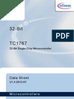 Infineon TC1767 DS v01 04 En