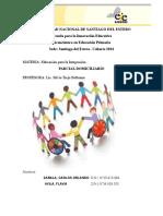 Proyecto de Intervención Instituciona Domiciliario