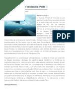 Cuenca Oriental de Venezuela (Parte I) - Portal Del Petróleo