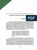 La Puesta en Escena Realista en los 90.pdf
