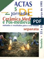 OSÓRIO; SILVA 1998 - Cerâmicas Vidradas Porto