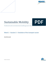 W1S2-Evolution of the Global Transportation System