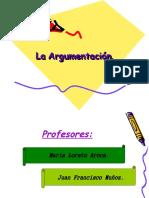 1. Diapositivas La Argumentación
