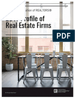 2017 Profile of Real Estate Firms 08-21-2017