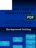 Diabetes Care in Hospitalized.pptx