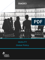 politica global para industria de licores 2014