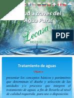 Presentación Agua Industrial - LECASA